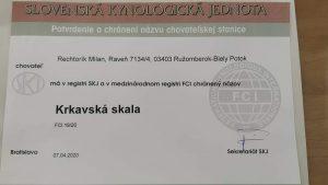 CHS_Krkavská skala